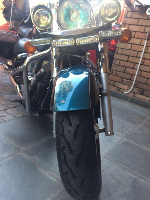 Suzuki Intruder LC 1500 - Foto #6