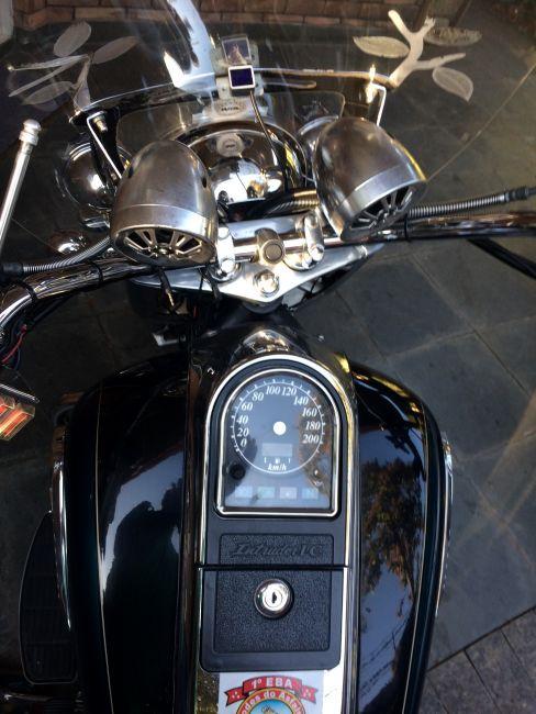 Suzuki Intruder LC 1500 - Foto #7