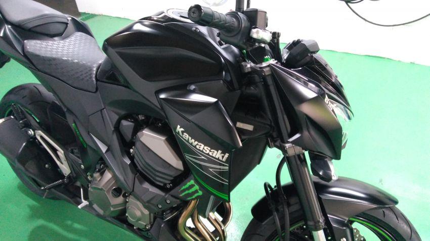 Kawasaki Z 800 - Foto #8