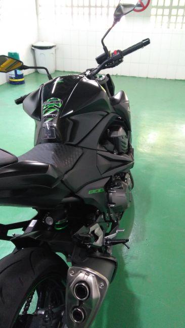 Kawasaki Z 800 - Foto #9