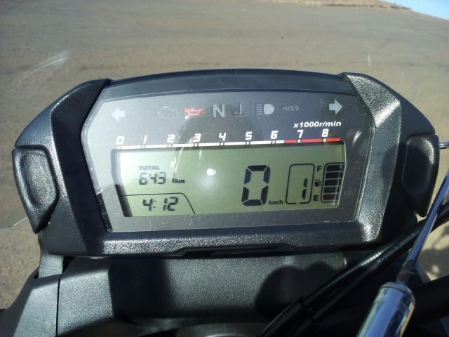 Honda NC 750X (STD) - Foto #2