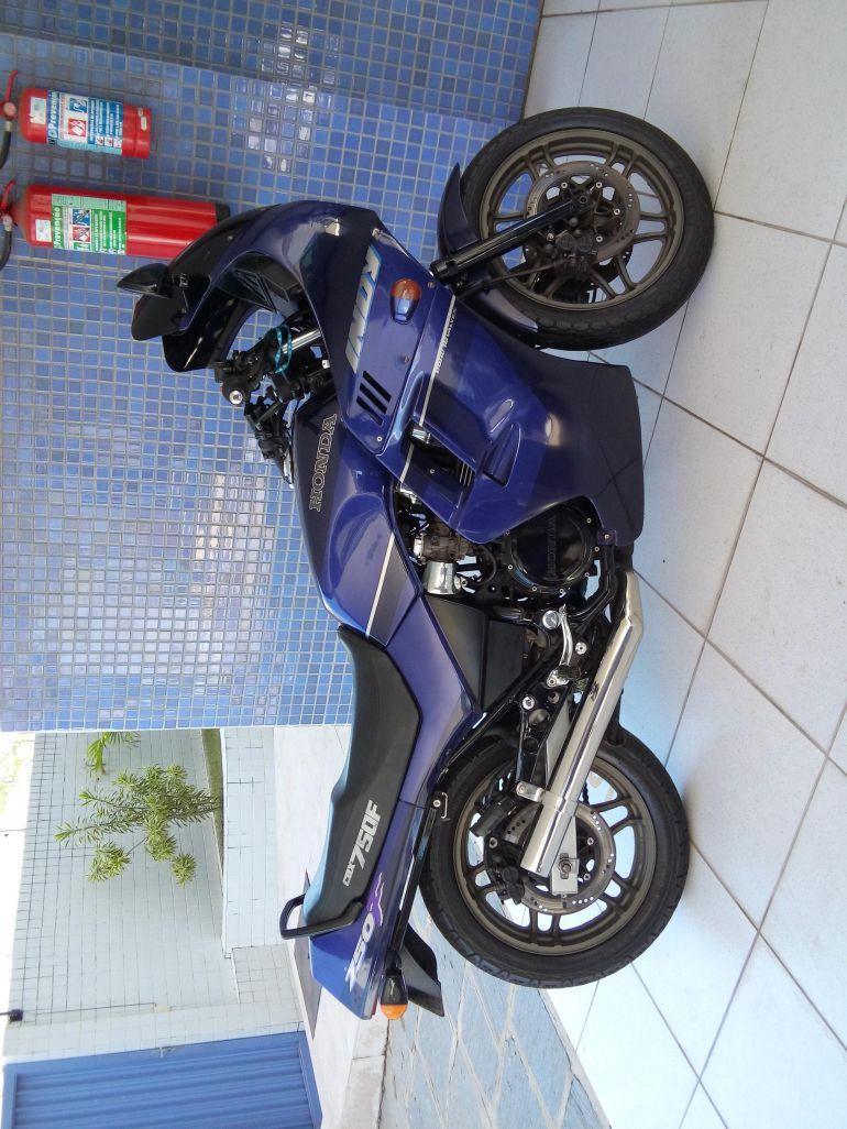 Honda CBX 750 Four Indy - Foto #1