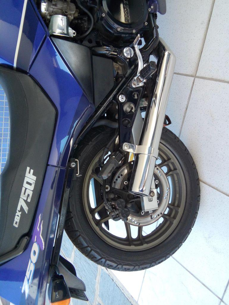 Honda CBX 750 Four Indy - Foto #4