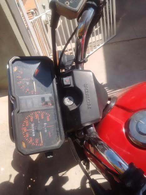 Honda CB 450 Dx - Foto #2