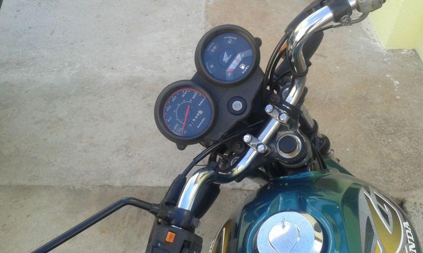 Honda CG 125 Titan KS - Foto #4