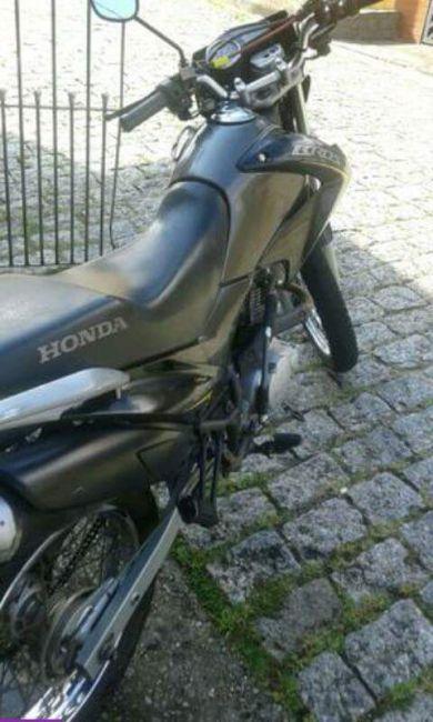 Honda NXR 150 Bros KS - Foto #1