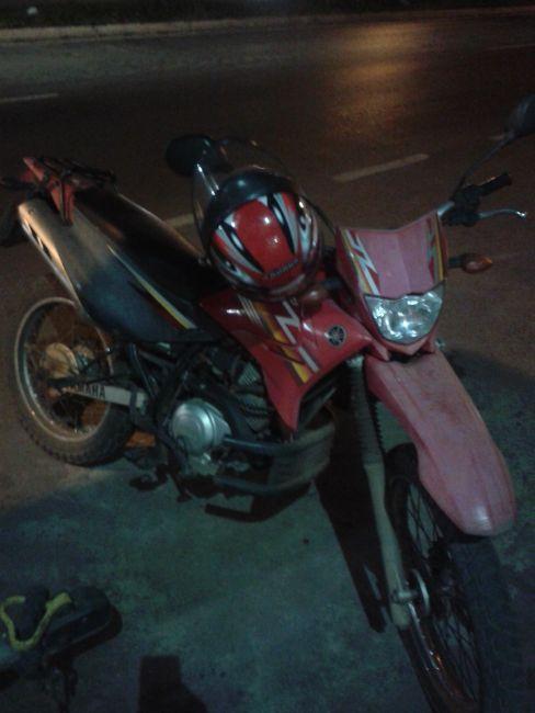 Yamaha XTZ 125 E - Foto #1