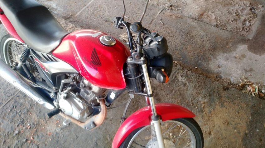 Honda CG 125 Fan KS - Foto #2