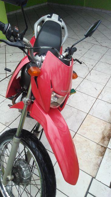 Honda NXR 150 Bros KS - Foto #2