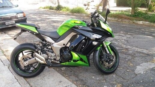 Kawasaki Ninja 1000 (ABS) - Foto #2