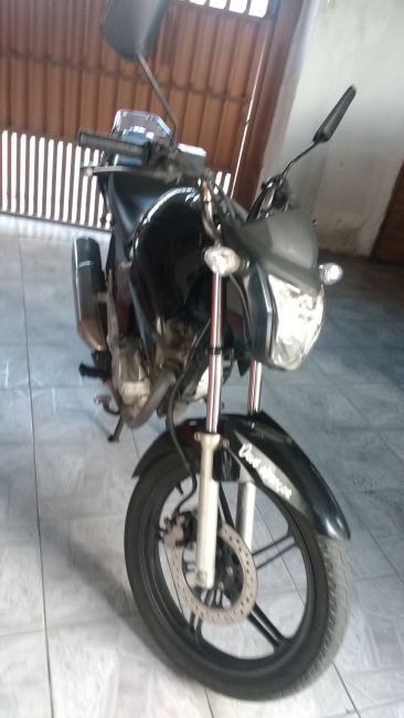 Honda CG 150 Titan EX - Foto #6