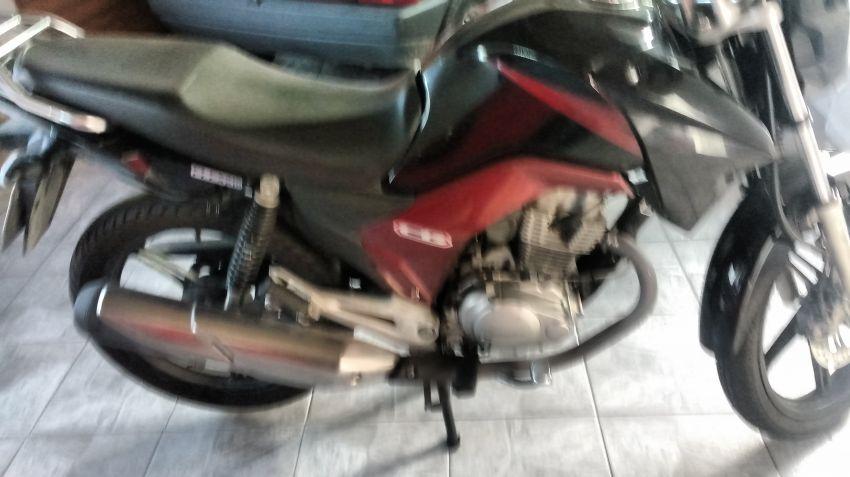 Honda CG 150 Titan EX - Foto #8