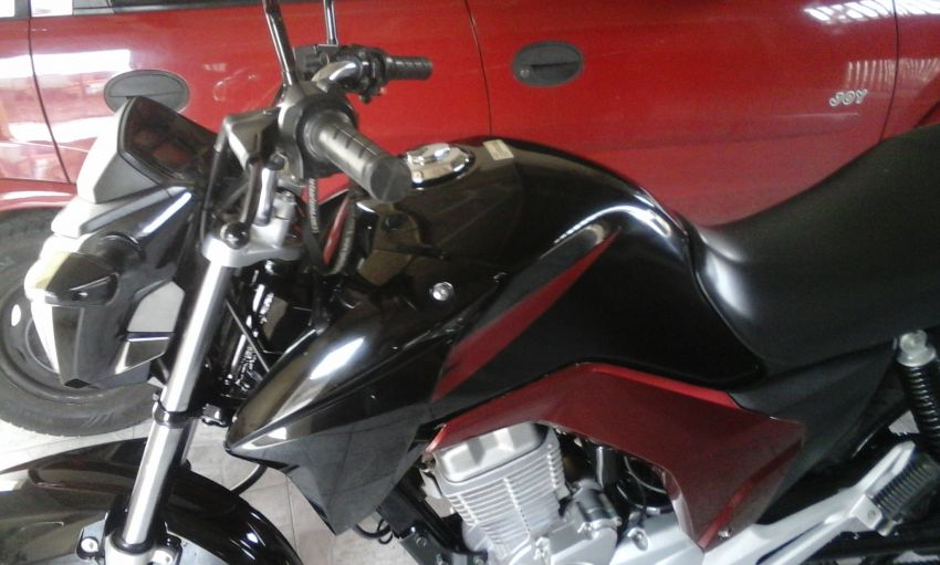 Honda CG 150 Titan EX - Foto #9