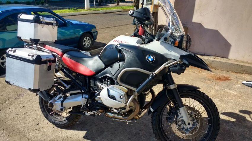BMW R 1200 GS Adventure - Foto #1