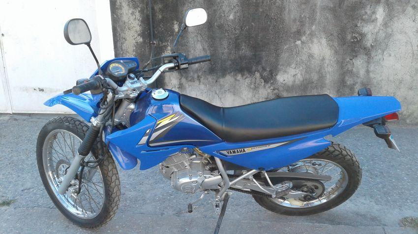 Yamaha XTZ 125 E - Foto #2