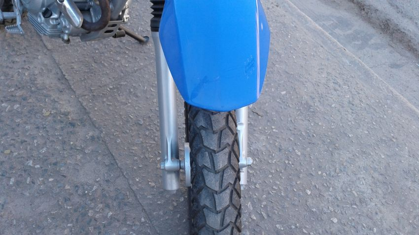 Yamaha XTZ 125 E - Foto #5