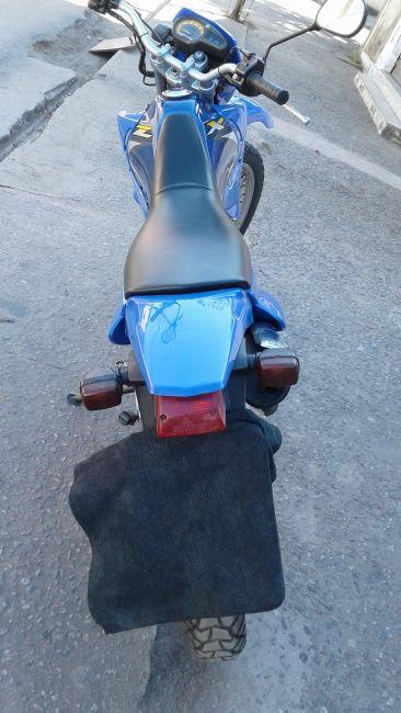 Yamaha XTZ 125 E - Foto #7