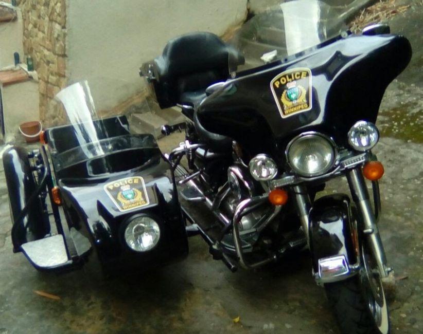 Harley-Davidson Electra Glide Ultra Fuel Injection - Foto #1