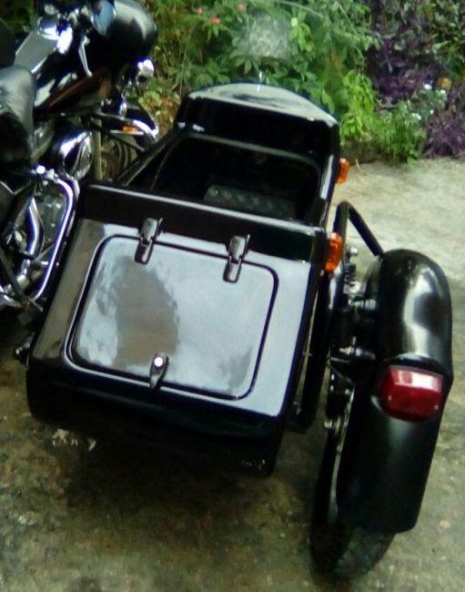 Harley-Davidson Electra Glide Ultra Fuel Injection - Foto #6