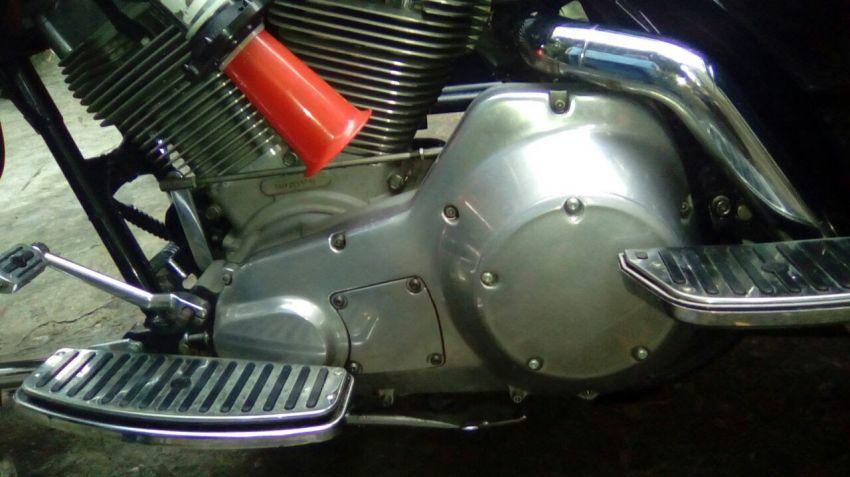 Harley-Davidson Electra Glide Ultra Fuel Injection - Foto #9
