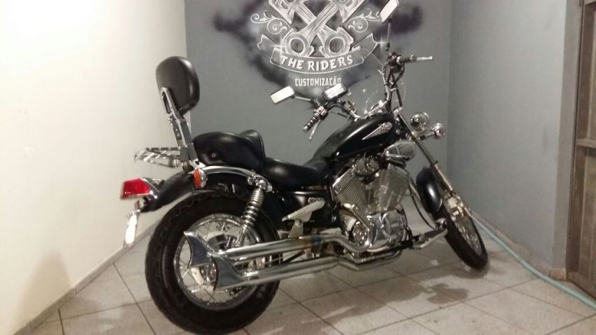 Yamaha XV 535 S Virago - Foto #4