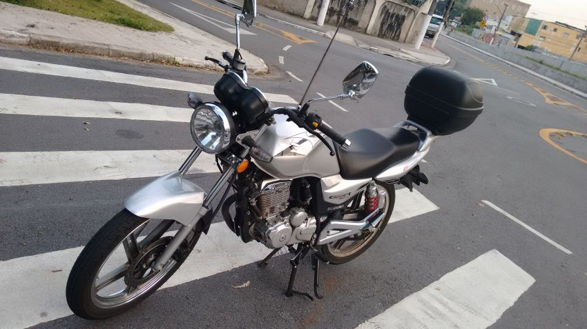 Suzuki GSR 150i - Foto #6