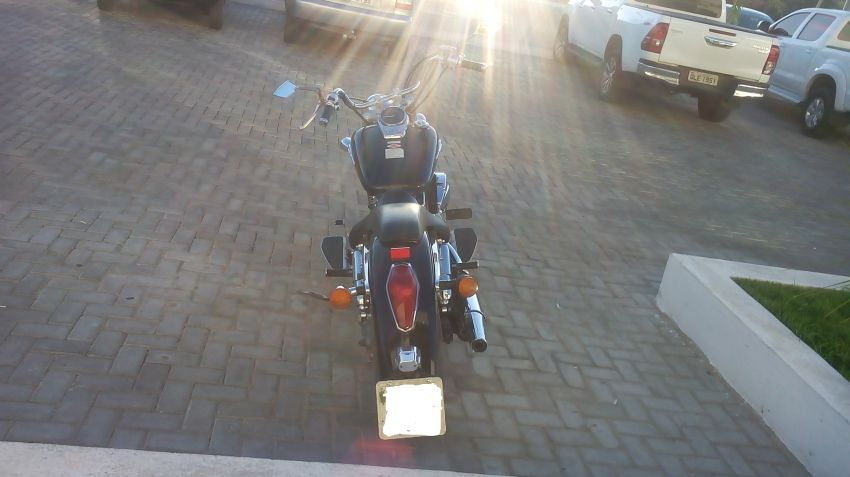 Honda Shadow 750 - Foto #4