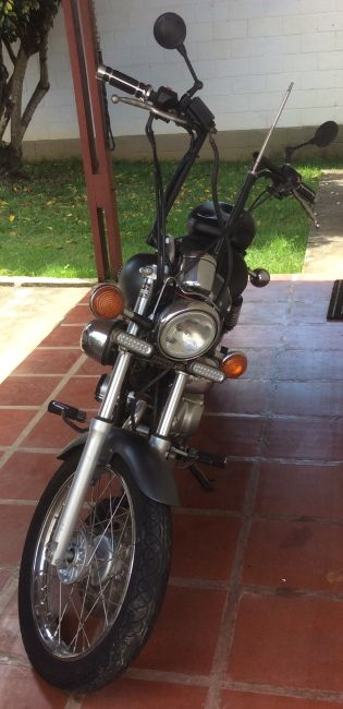 Yamaha XV 250 Virago - Foto #3
