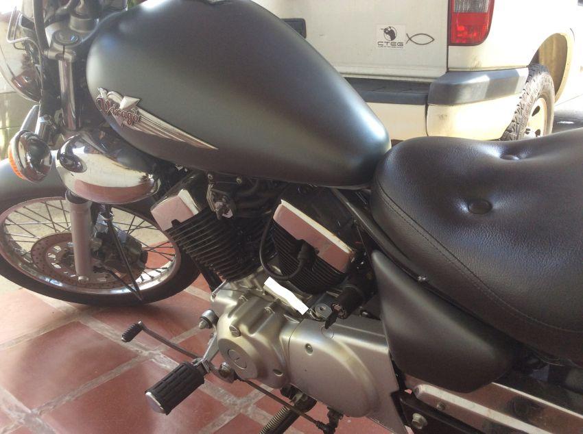 Yamaha XV 250 Virago - Foto #7