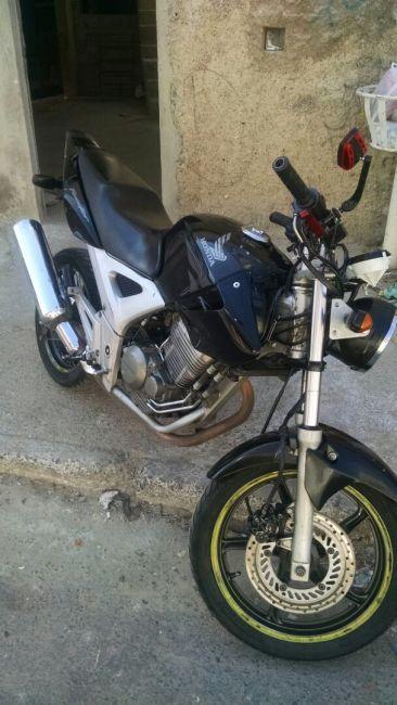 Honda CBX 250 Twister - Foto #5