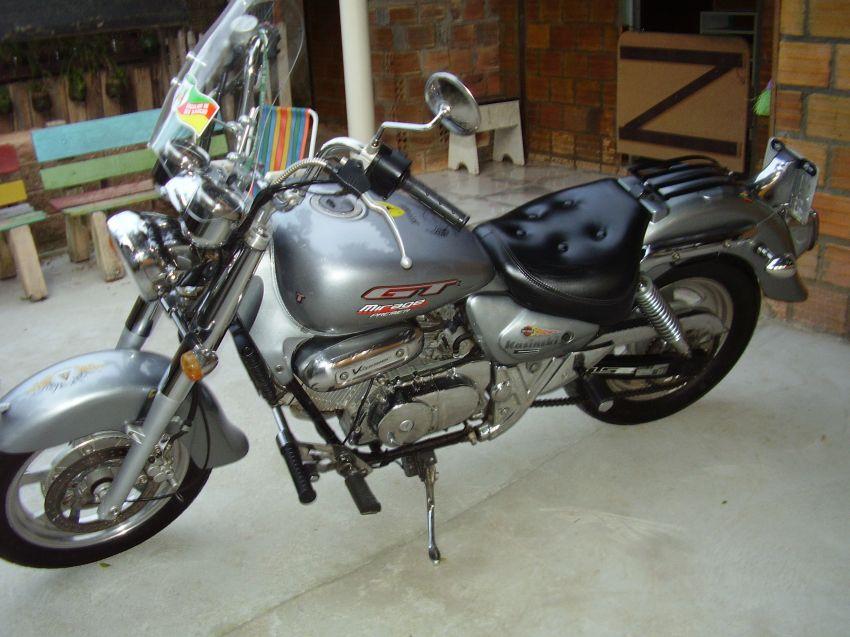 Kasinski Mirage Premier (250cc) - Foto #1