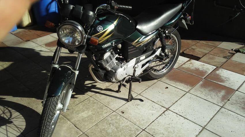Yamaha YBR 125 ED - Foto #7