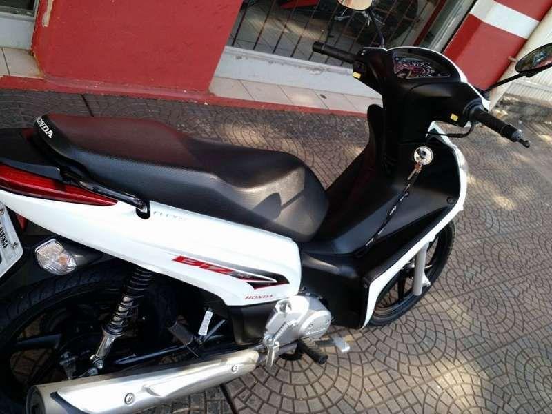 Honda Biz 125 Flexone - Foto #4