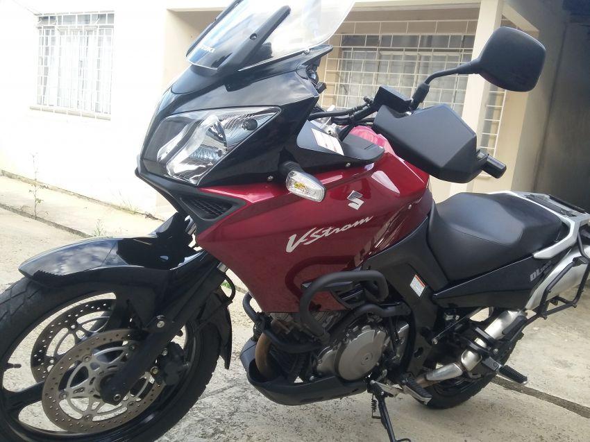 Suzuki DL 1000 V Strom - Foto #8