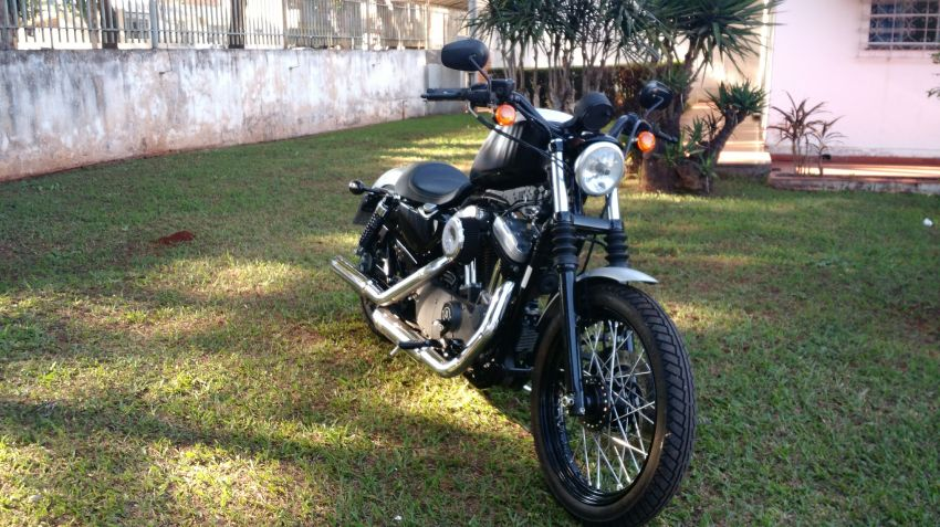 Harley-Davidson Sportster 1200 Xl Nightster - Foto #1