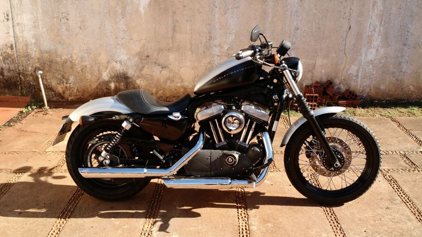 Harley-Davidson Sportster 1200 Xl Nightster - Foto #2