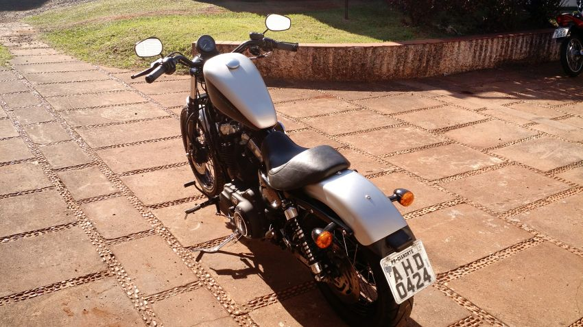 Harley-Davidson Sportster 1200 Xl Nightster - Foto #4