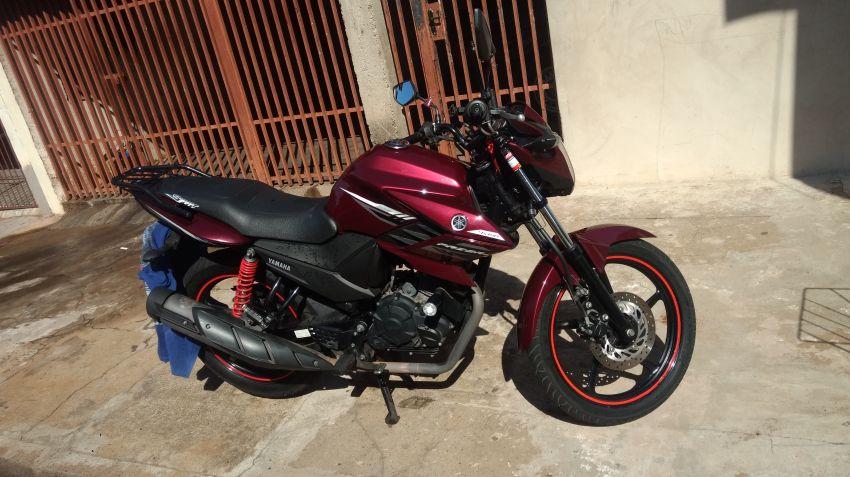 Yamaha YS 150 Fazer ED - Foto #2