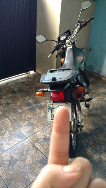 Yamaha XTZ 125 K - Foto #3