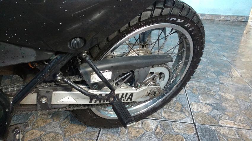 Yamaha XTZ 125 K - Foto #6