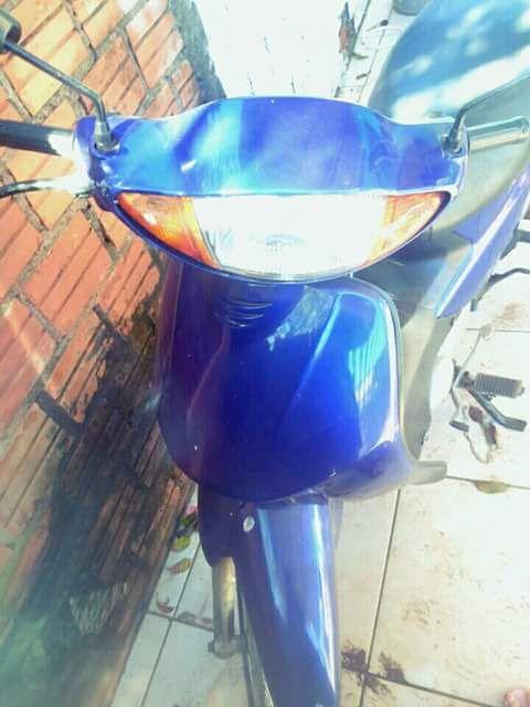 Honda C 100 BIZ - Foto #2