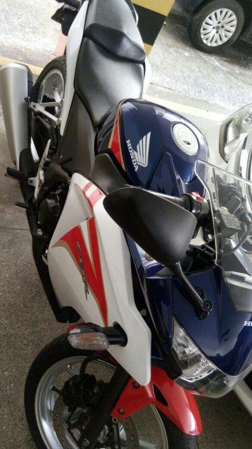 Honda CBR 250R - Foto #1