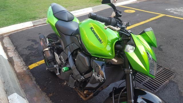 Kawasaki Z 750 (ABS) - Foto #7