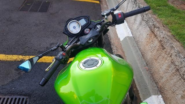 Kawasaki Z 750 (ABS) - Foto #9