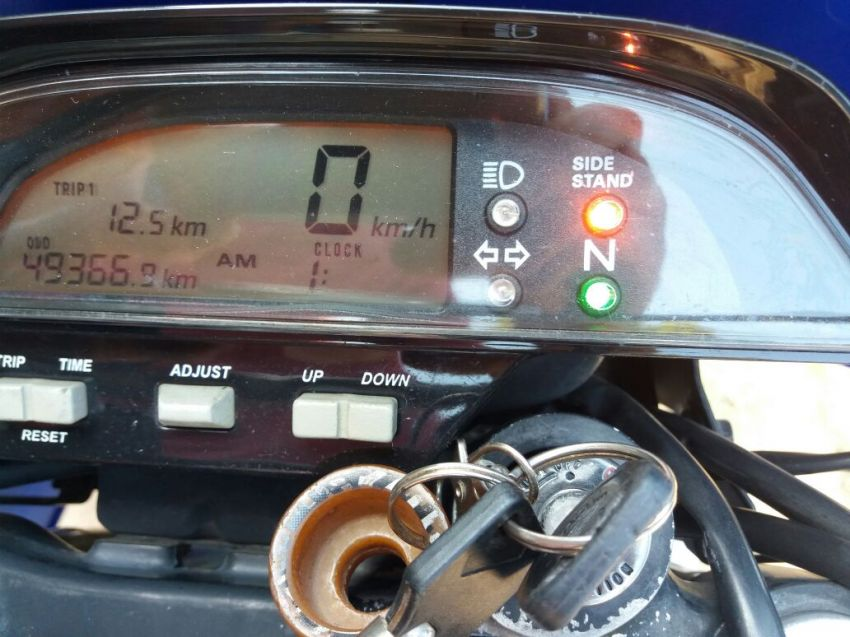 Honda XR 250 Tornado - Foto #4