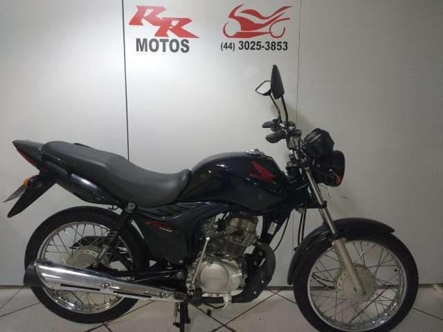 Honda CG 125 Fan KS - Foto #1