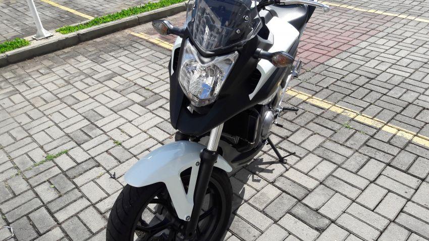 Honda NC 700X (STD) - Foto #3