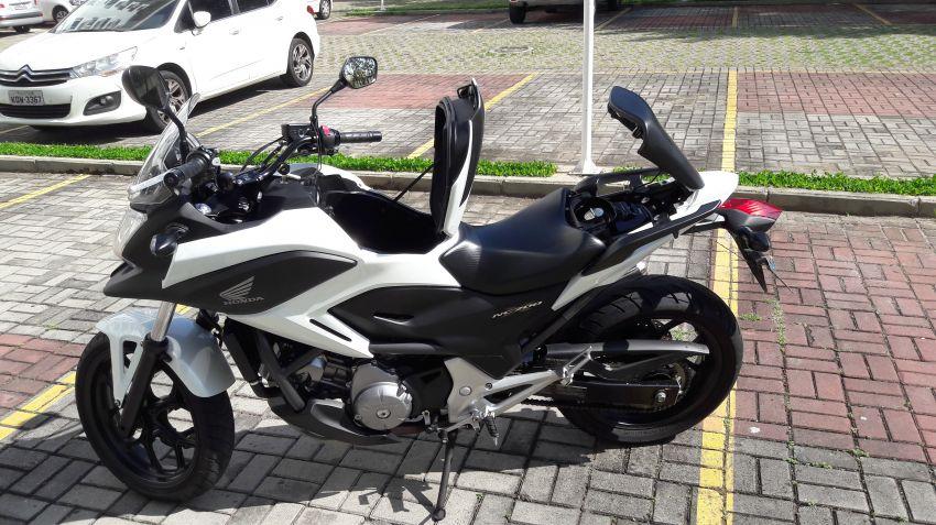Honda NC 700X (STD) - Foto #5