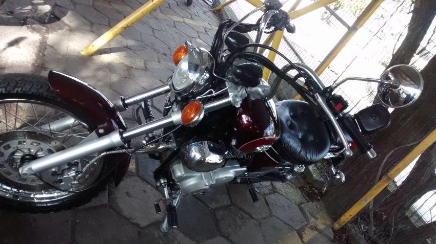 Yamaha XV 250 Virago - Foto #2