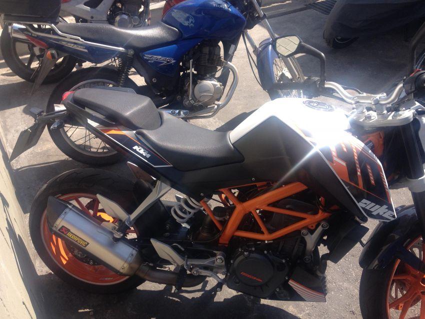 KTM Duke 390 - Foto #2